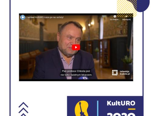 Prezydent Andrzej Kulig o KultURO!