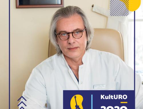 """""""Profilaktyka jest kluczowym elementem"""" – Prof. dr hab. n. med. Piotr Chłosta na antenie RMF FM"""